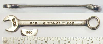 [Armstrong Armaloy 1160 3/8 Combination Wrench]