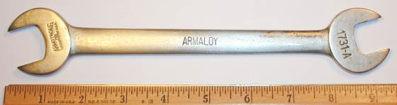 [Armstrong Armaloy 1731A 3/4x7/8 Open-End Wrench]