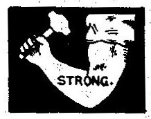 [Strong Arm Logo from 1914 Trademark]