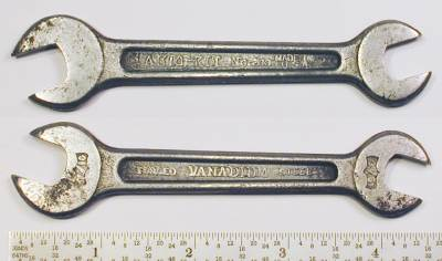 [Auto-Kit No. 200 3/8x7/16 Open-End Wrench]