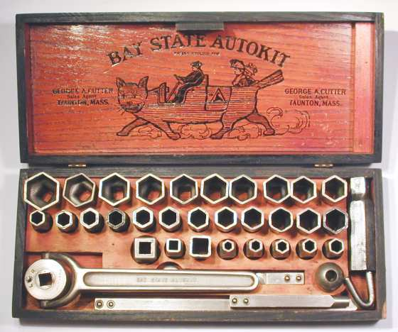 [Bay State Autokit No. 1 Socket Set]