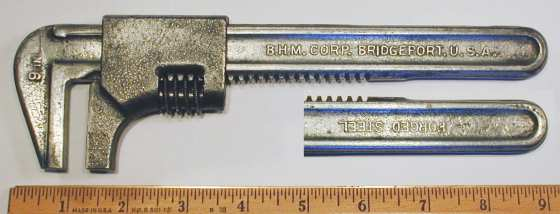 [BHM 9 Inch Auto Wrench]