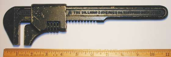[Billings Model G 11 Inch Auto Wrench]