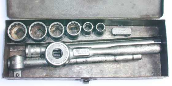 billings 5150b 12drive socket wrench set