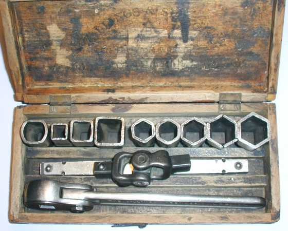 [Billings Allen Friction Wrench Socket Set]