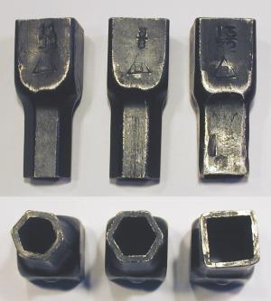 [Billings Small Pressed-Steel Sockets]