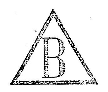 B-Triangle Logo