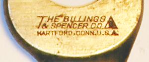 [Billings Standard Early Face Markings]