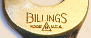 [Billings Modern Face Markings]
