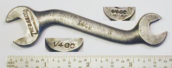 [Billings 1402 5/16x7/16 Short S-Shaped Wrench]