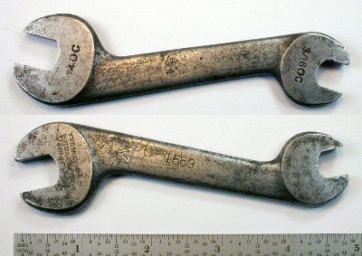 [Billings 1553 3/8x7/16 Textile Wrench]