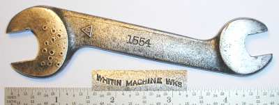 [Billings 1554 3/8x1/2 Textile Wrench]