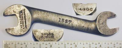 [Billings 1557 7/16x1/2 Textile Wrench]