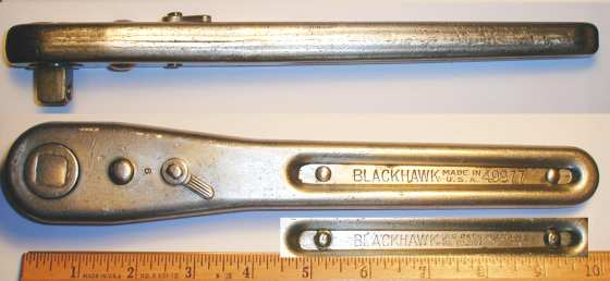 [Blackhawk 49977 1/2-Drive Ratchet]