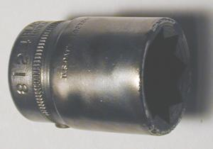 [Blackhawk 8124 1/2-Drive Socket]