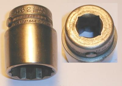 [Blackhawk 8432 1/2-Drive Socket]