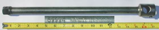 [Blackhawk 69994 3/4-Drive 17 Inch Extension]