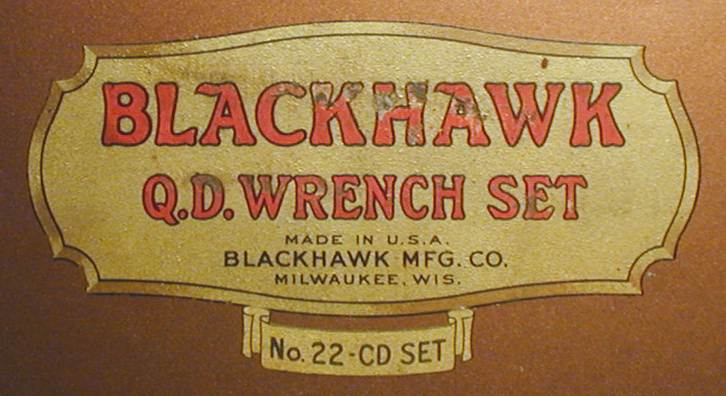 [Label from A Blackhawk Q.D. Socket Set]