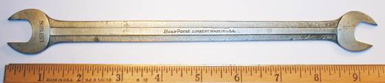 [Blue-Point Supreme LST-1816 1/2x9/16 Long Tappet Wrench]