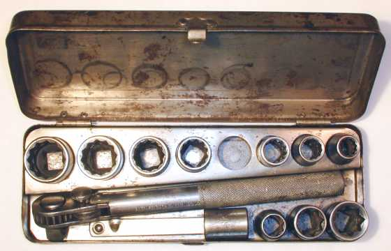 [Bog Dandy 1/2-Drive Socket Set]