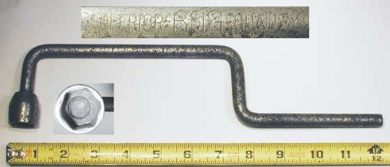 [Bog 11/16 Offset Socket Wrench]