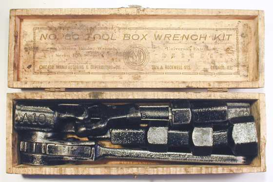 [Chicago Manufacturing No. 60 Socket Set]