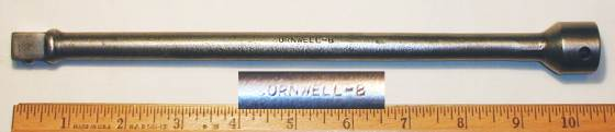 [Cornwell B 1/2-Drive 10 Inch Extension]