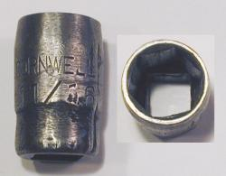 [Cornwell Early 1/2-Drive 11/16 Hex Socket]