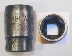 [Cornwell Early 1/2-Drive 13/16 Hex Socket]