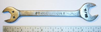 [Cornwell {EW}12 3/8x7/16 Open-End Wrench]