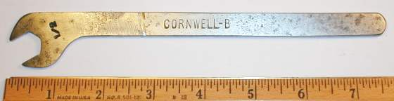 [Cornwell Early 1/2 Tappet Wrench]