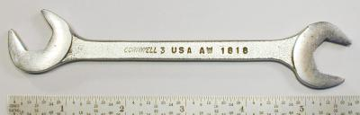 [Cornwell AW18 9/16x9/16 Angle-Head Wrench]