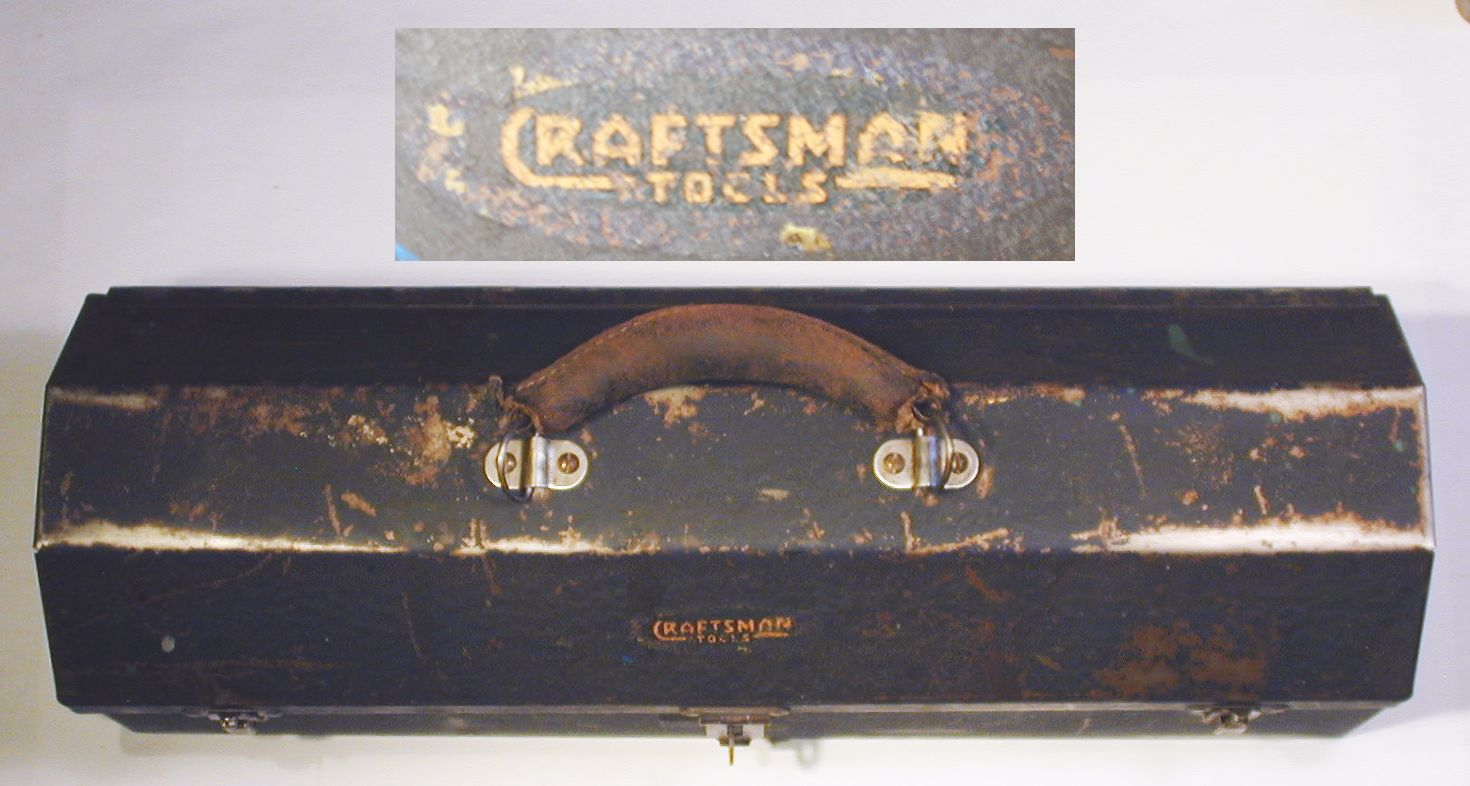 What year did Craftsman tools changed the logo that they put on handtools