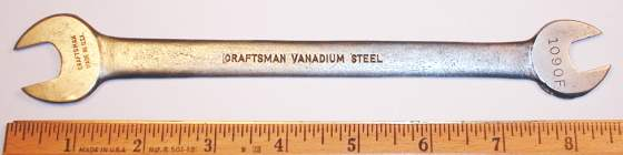 [Craftsman 1090F 7/16x17/32 Tappet Wrench]