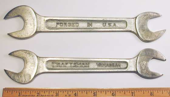 [Craftsman Vanadium 1731 3/4x13/16 Open-End Wrench]