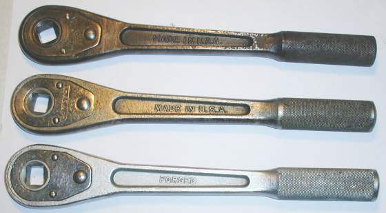 [Craftsman and None Better 1/2-Drive Female Ratchets]