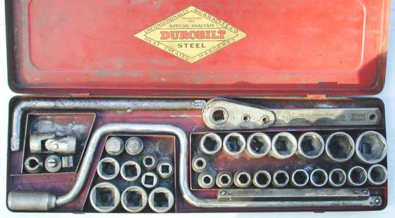 Durobilt 36-Piece 1/2-Drive Socket Set]