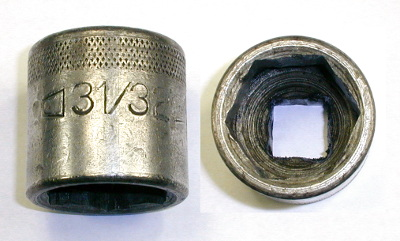 Duro 1/2-Drive 31/32 6-Point Socket]