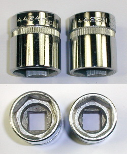 [Duro 44xxH 3/8-Drive 6-Point Sockets from 5725 Set]
