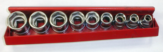 [Duro 5725 3/8-Drive 9-Piece Socket Set]