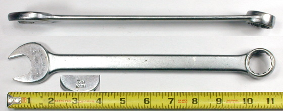 [Duro-Chrome 2238 7/8 Combination Wrench]