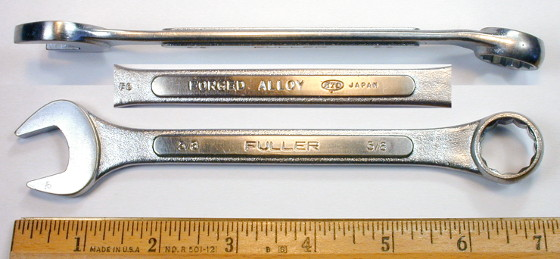 [Fuller 5/8 Combination Wrench]