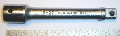 [Herbrand 1/2-Drive S-27 5 Inch Extension]