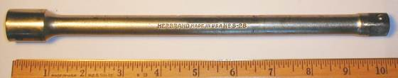 [Herbrand 1/2-Drive S-28 10 Inch Extension]