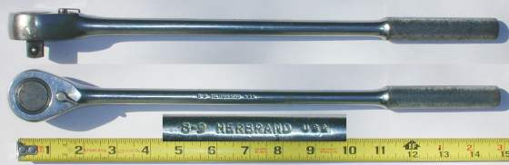 [Herbrand 1/2-Drive S-9 Ratchet]
