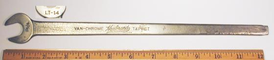 [Herbrand LT-14 5/8 Single-Ended Long Tappet Wrench]
