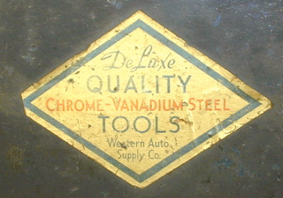 [Decal for N696 Chrome-Vanadium Steel Socket Set]