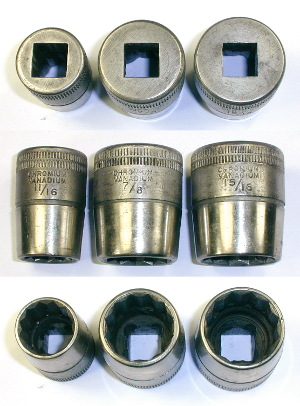 [Indestro Cold-Broached Sockets from N696 Set]