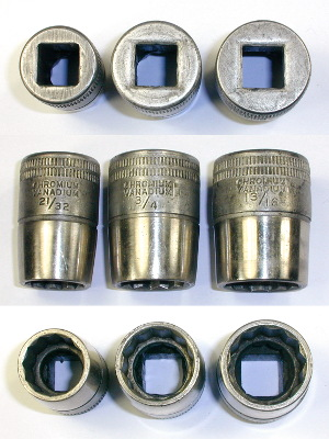 [Indestro Hot-Broached Sockets from N696 Set]