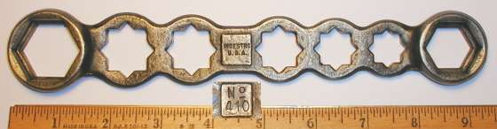 [Indestro No. 410 Drain Plug Wrench]